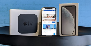 Produkttest Apple TV IPhone XR