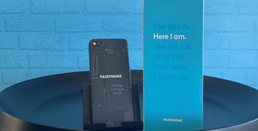 Produkttest Fairphone 3