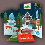 Produkttest Allos Tee Adventskalender