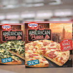 Produkttest Dr. Oetker All American Pizza