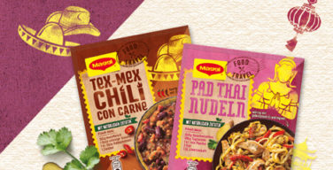 Produkttest Maggi Food Travel Fixe