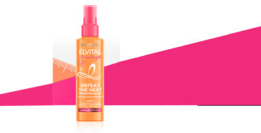 Produkttest LOreal Elvital Dream Length Defeat the Heat Hitzeschutzspray