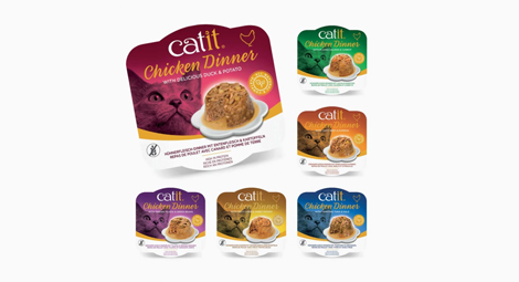 Produkttest Catit Teste Catit Dinner Divine Shreds
