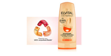Produkttest Loreal Paris Elvital Anti Haarbruch