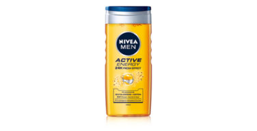 Produkttest Nivea Men Pflegedusche Active Energy