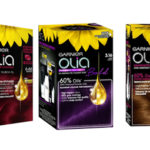 Produkttest 100 Tester Garnier Olia The Golds Farbtone gesucht