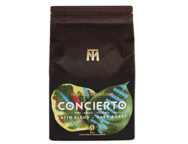 Produkttest 250 gr Tropical Mountains Concierto Kaffeebohnen