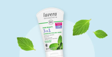Produkttest Lavera Pure Beauty 3in1 Reinigungspeeling