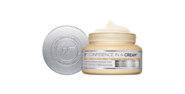 Produkttest Confidence in a cream